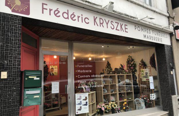 Pompes funèbres Kryszke