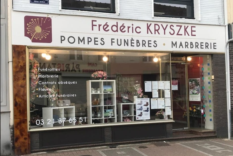 Pompes funèbres Kryszke à Carvin (62)