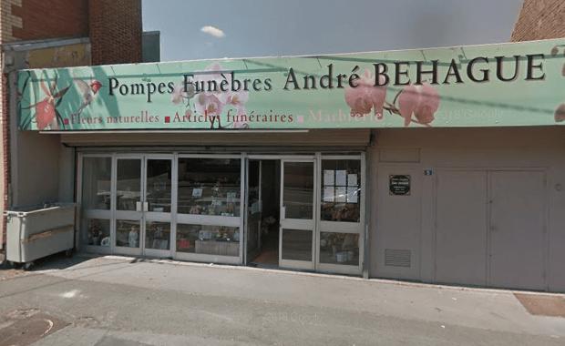 Pompes funèbres Behague – Vendin-le-Vieil