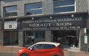 Les funérariums de Hénin-Beaumont