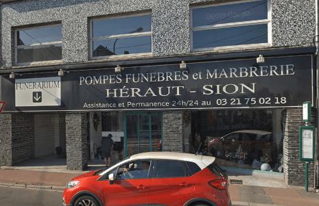 Pompes funèbres à Hénin-Beaumont (62110)