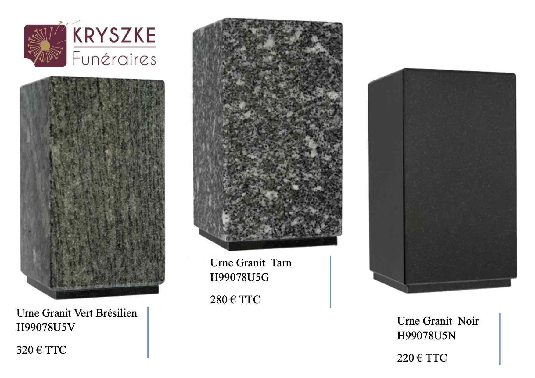 Urnes Granit